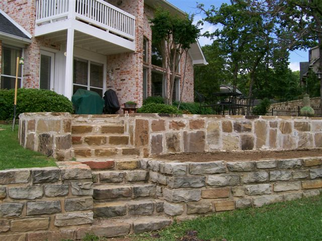 Building Retaining Walls In Fort Worth Tx At Great Prices